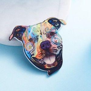 Jewelry - 3/$20 if bundled~~Pit Bull Pin